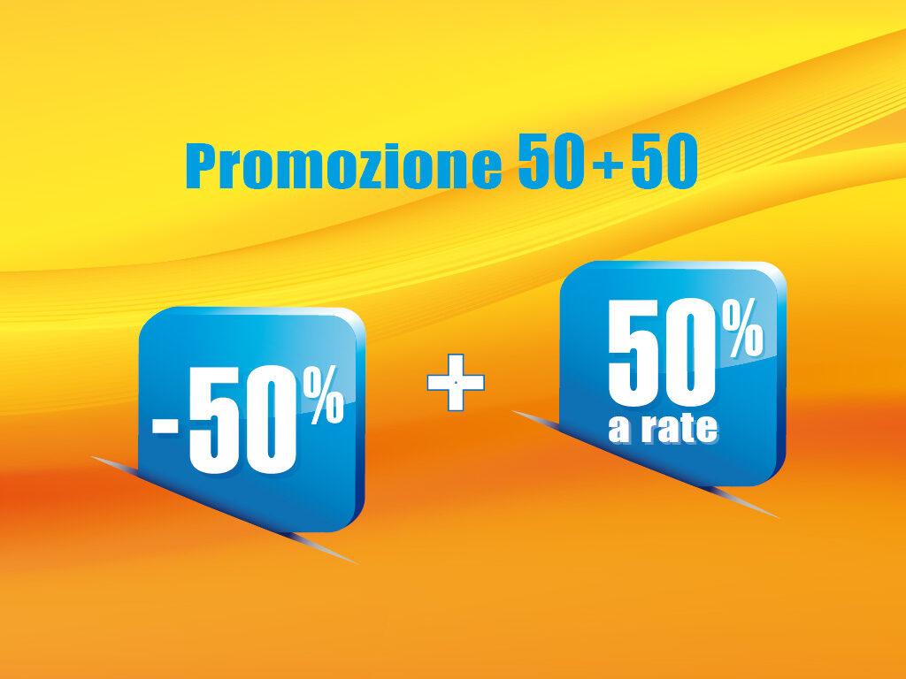 OFFERTA 50+50-Piccioni